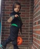 Ninja Boy Costume