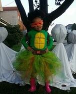 Ninja Turtle Homemade Costume