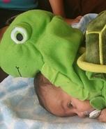 Ninja Turtle Baby Costume
