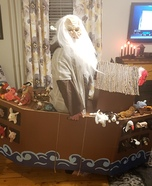 Noah's Ark Homemade Costume