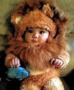 Noah's Ark Baby Lion Costume