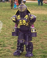 Noisy Boy Robot Homemade Costume