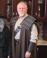 Northern Nobleman Homemade Costume
