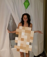 Nude Sims Homemade Costume