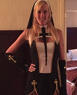 Nun of Your Business Costume