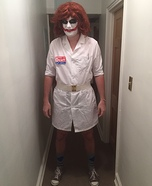 Nurse Joker Homemade Costume