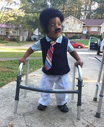 Nursing Home Homemade Costume
