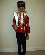 Nutcracker Homemade Costume