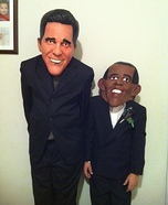 Obama and Romney Costume