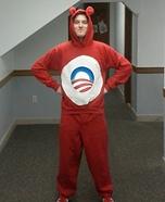 ObamaCare Bear Costume