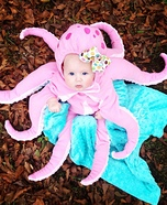 DIY baby costume ideas: Octobaby Costume