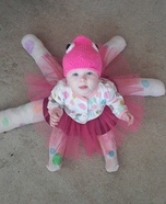 Octopus Baby Homemade Costume