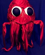 Octopus Twins Homemade Costume