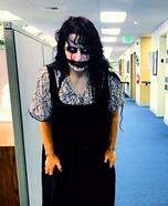Office Creeper Homemade Costume