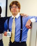 Office Space Bill Lumbergh Homemade Costume