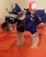Officer Dog Costume