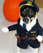 Officer Ichiban Dog Costume