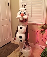 Frozen Olaf Costume