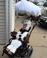 Olaf Baby Costume