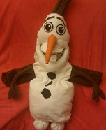 Frozen Olaf Baby Costume