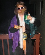 Old-School Macho Man Randy Savage Homemade Costume