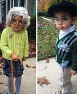 Old Couple Costumes for Kids