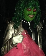 Old Gregg Homemade Costume