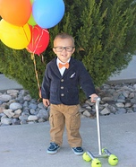 Old Man from Up Carl Fredricksen Homemade Costume