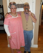 Old Married Couple Costume