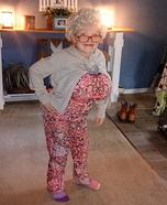 Ole Granny Homemade Costume