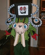 Omega Flowey Homemade Costume