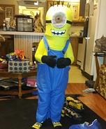 One Eyed Minion Costume