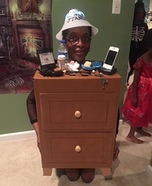 One Night Stand Homemade Costume