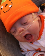 One Special Baby Pumpkin Costume