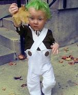 Oompa Loompa Baby Costume