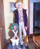 Oompa Loompa & Willy Wonka Costumes