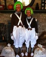 Oompa Loompas Halloween Costume