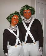 Oompa Loompa Costumes