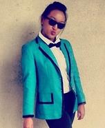 Oppa Gangnam Style Homemade Costume