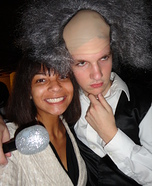 Oprah and Dr. Phil Homemade Couple Costume