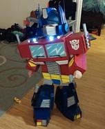 Gen 1 Optimus Prime Costume
