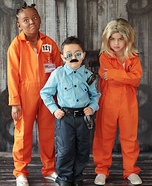 Orange Is the New Black Kids Costumes