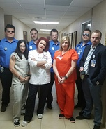 Orange is the New Black Cast Homemade Costume