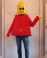 Original LEGO Man Costume