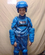 DIY Tron Costume