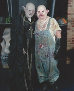 Orlock and Pig Homemade Costumes