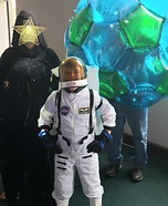 Out of This World Homemade Costume