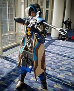 Overwatch Ana Amari Homemade Costume