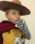 Overwatch McCree Homemade Costume
