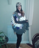 Homemade Owl Costume for Women
